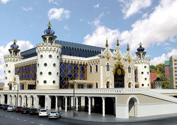 Театр Кукол Экият